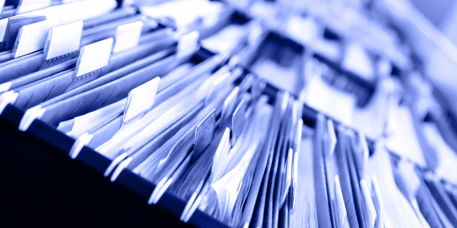 A highly automated document and records management system.